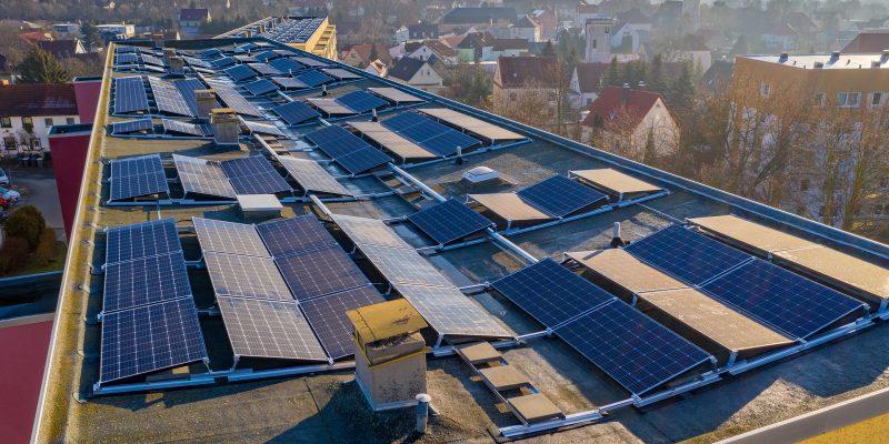 Marimp, gli impianti fotovoltaici